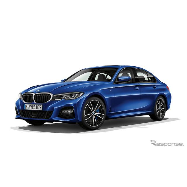 ビー・エム・ダブリュー(BMWジャパン)は、主力モデル『3シリーズ』セダンにエントリーモデル「318i」を追...