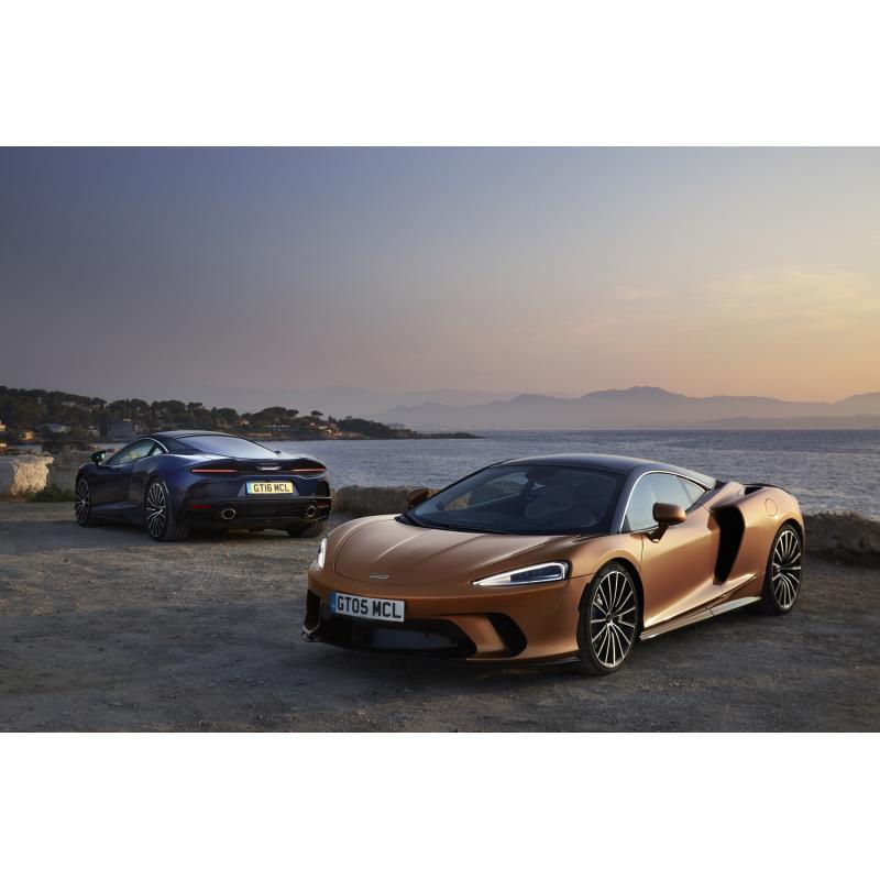 マクラーレン・オートモーティブは2020年8月1日、ミドシップスポーツカー「GT」のオプションの一部を無償化...