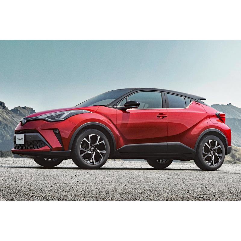 トヨタ自動車は2020年8月4日、コンパクトSUV「C-HR」に一部改良を実施。同時に特別仕様車を設定し、販売を...