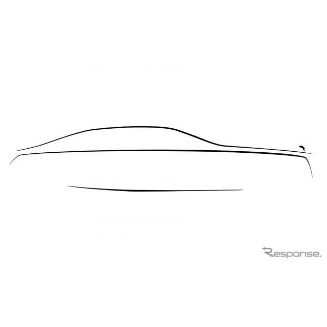 ロールスロイスモーターカーズ(以下、ロールスロイス)は8月4日、次期『ゴースト』(Rolls-Royce Ghost)...