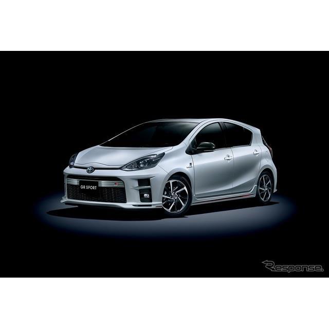 トヨタ自動車は、コンパクトハイブリッドカー『アクア』を一部改良し、8月6日より販売を開始した。  今回...