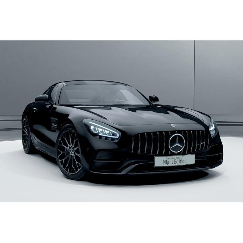 メルセデス・ベンツ日本は2020年8月5日、「メルセデスAMG GT」に特別仕様車「Night Edition(ナイトエディ...