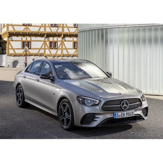 メルセデスベンツは8月10日、改良新型『Eクラスセダン』(Mercedes-Benz E-Class Sedan)を欧州で発売した...