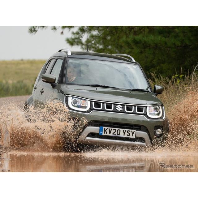 スズキの欧州部門は8月10日、改良新型『イグニス』(Suzuki Ignis)を8月中に欧州市場で発売すると発表した...