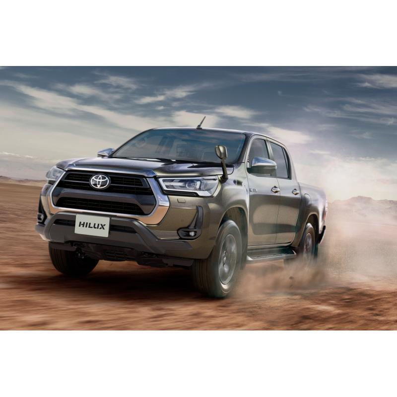 トヨタ自動車は2020年8月19日、ピックアップトラック「ハイラックス」をマイナーチェンジし、同日、販売を...