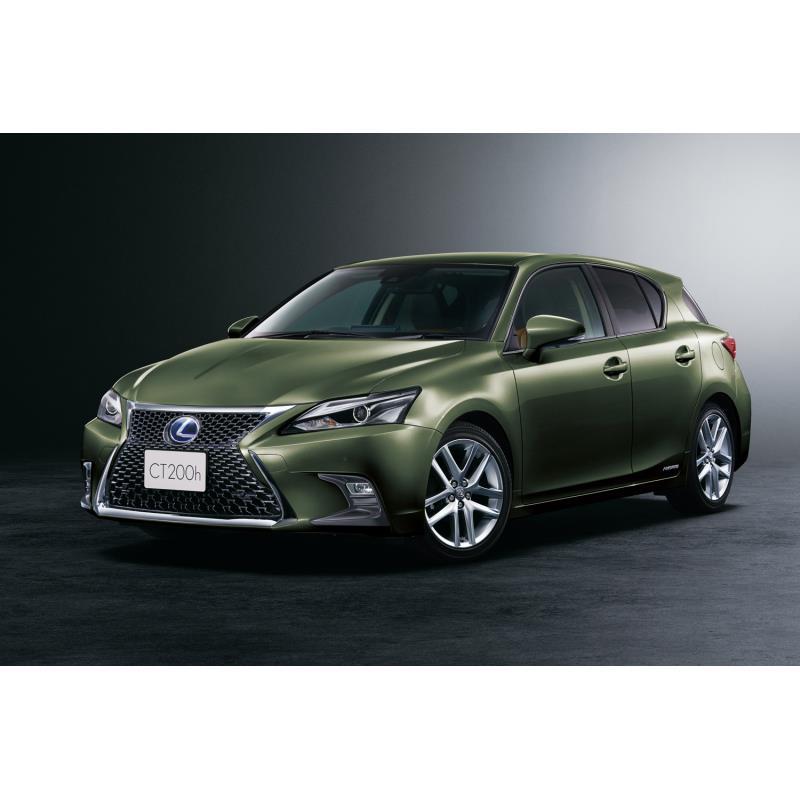 トヨタ自動車は2020年8月20日、レクサスのコンパクトハッチバック「CT」に一部改良を実施し、同日、販売を...
