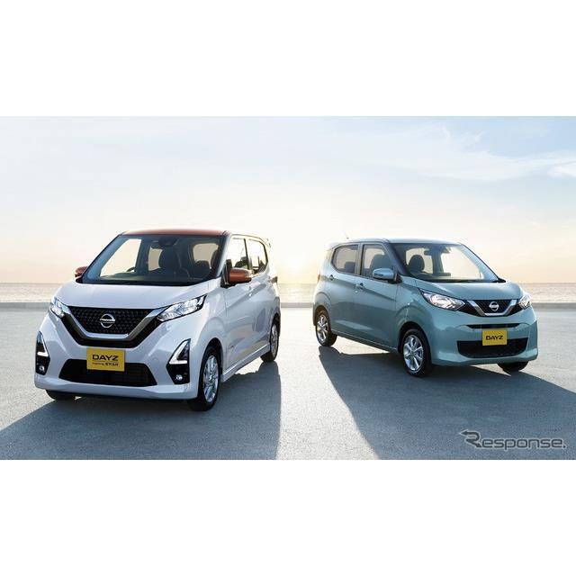 日産自動車は、『日産デイズ』を一部仕様向上し、8月20日より販売を開始した。  今回の仕様向上では、新...