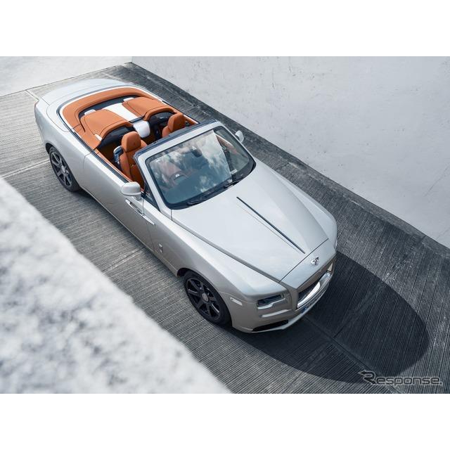 ロールスロイスモーターカーズは8月21日、ロールスロイス『ドーン』の「シルバー・バレット」(Rolls-Royce...