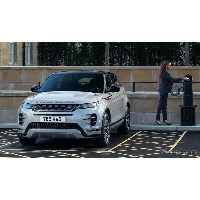ランドローバーは8月26日、『レンジローバーイヴォーク』(Land Rover Range Rover Evoque)初のプラグイン...
