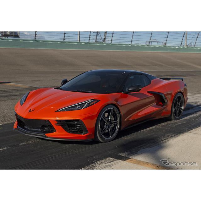 ゼネラルモーターズ・ジャパン(GMジャパン)は27日、シボレー新型『コルベット』の国内における仕様および...