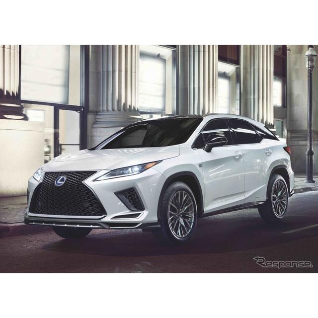 レクサスの米国部門は8月26日、『RX』(Lexus RX)の2021年モデルを発表した。今秋、米国市場で発売される...