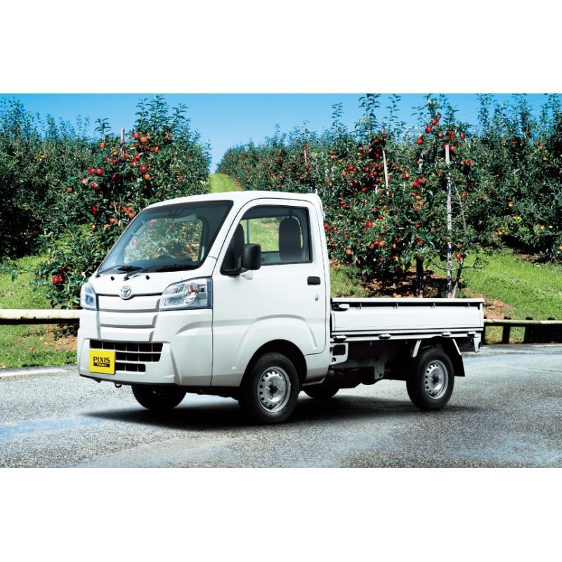 トヨタ自動車は2020年9月1日、軽商用車「ピクシス トラック」に一部改良を実施し、同日販売を開始した。 ...