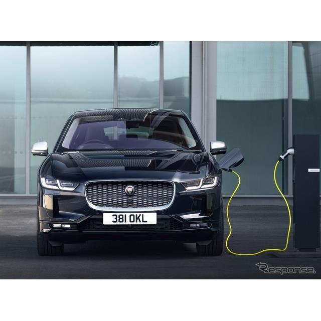 ジャガーカーズは9月9日、世界EVデーに合わせて、ジャガー初の市販EVの『I-PACE』(Jaguar I-PACE)の改良...