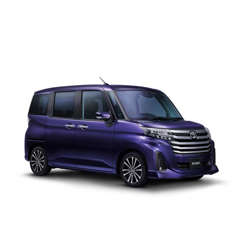 トヨタ自動車は2020年9月15日、コンパクトトールワゴン「ルーミー」にマイナーチェンジを実施し、販売を開...