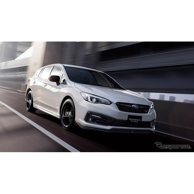 SUBARU(スバル)は、『インプレッサ』(5ドア)一部改良モデルの先行予約を9月17日より開始した。  2016...
