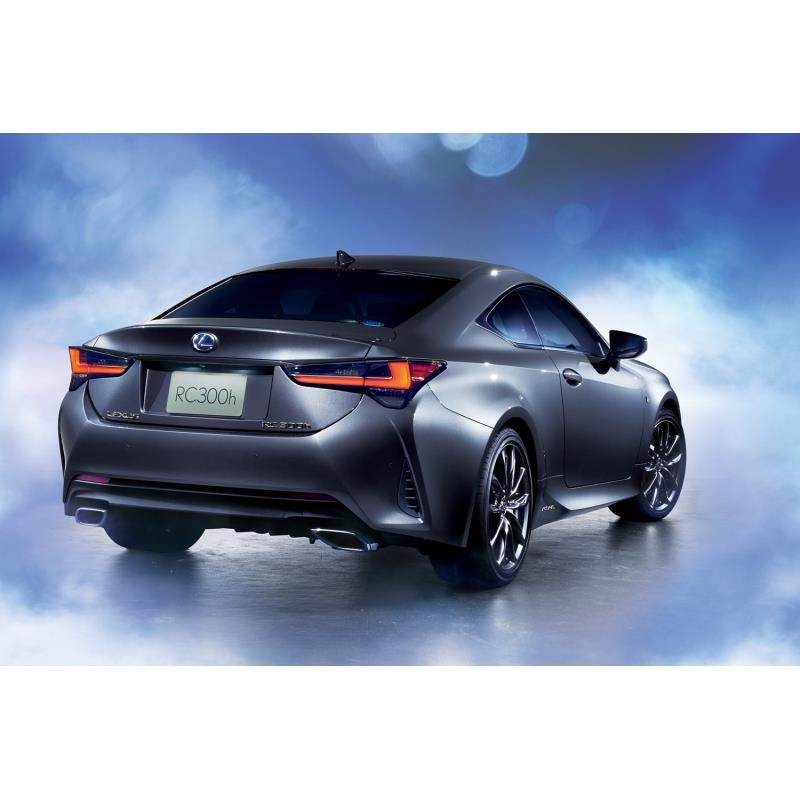 トヨタ自動車は2020年9月17日、レクサスブランドのクーペ「RC」および「RC F」を一部改良して発売した。 ...
