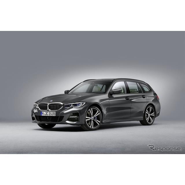 ビー・エム・ダブリューは、BMW『3シリーズ ツーリング』にエントリーモデル「318iツーリング」を追加し、9...