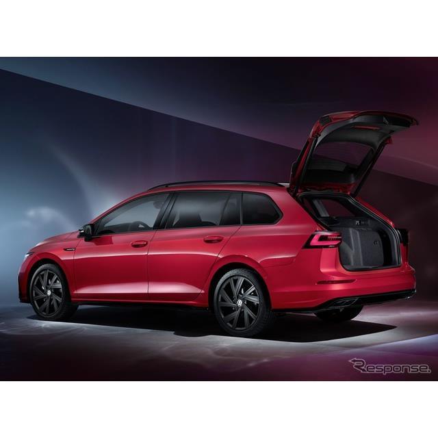 フォルクスワーゲンは9月17日、新型『ゴルフ・ヴァリアント』(Volkswagen Golf Variant)の先行予約受注を...