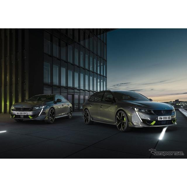 プジョーは9月24日、『508プジョースポール・エンジニアード』(Peugeot 508 Peugeot Sport Engineered)を...