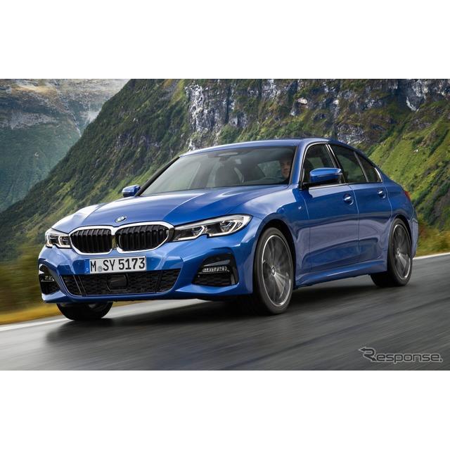 BMWは9月23日、『3シリーズ』(BMW 3 Series)の欧州仕様車に2020年11月から、48Vマイルドハイブリッドテク...
