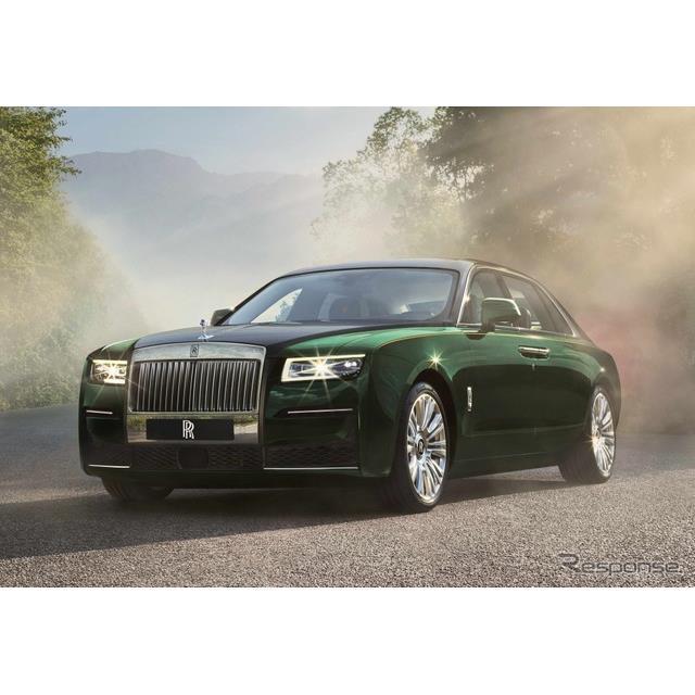 ロールスロイスモーターカーズ(以下、ロールスロイス)は9月24日、新型『ゴースト』(Rolls-Royce Ghost)...