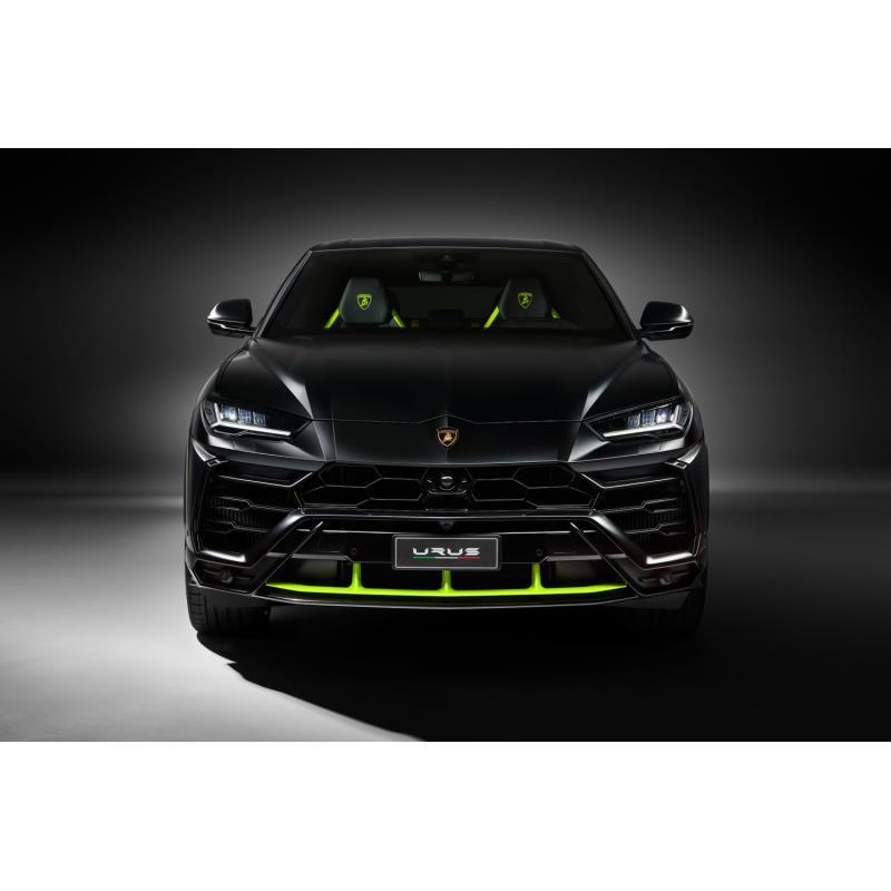 アウトモビリ・ランボルギーニは2020年9月26日、スーパーSUV「ウルス」の新たなデザインエディション「グラ...