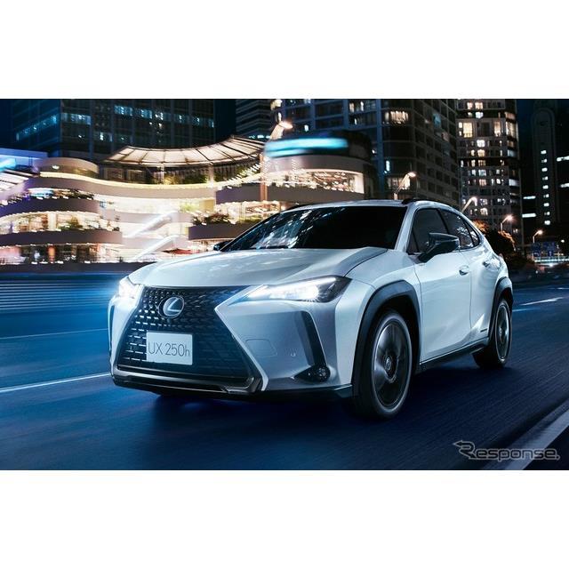 レクサスは、コンパクトクロスオーバー『UX』に特別仕様車「アーバンエレガンス」を設定するとともに一部改...