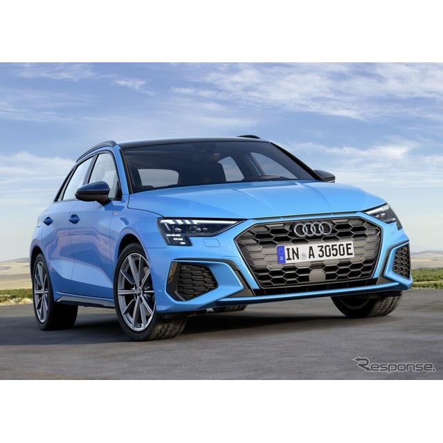 アウディは9月29日、新型『A3スポーツバック』(Audi A3 Sportback)のPHV、「40 TFSI e」を欧州で発表した...
