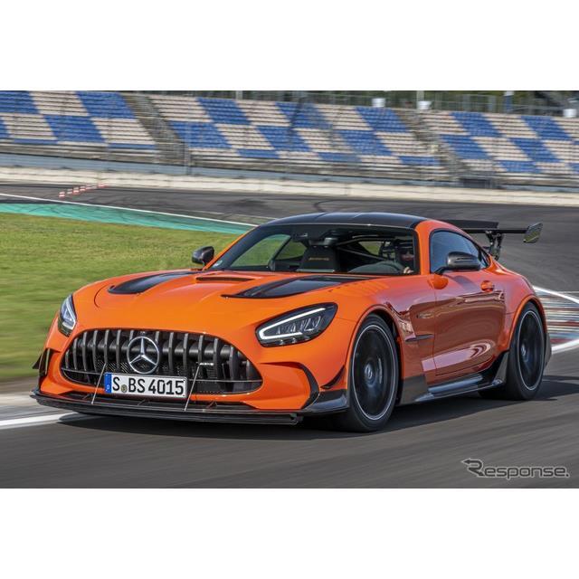 メルセデスベンツは10月5日、メルセデスAMG『GTブラックシリーズ』(Mercedes-AMG GT Black Series)を欧州...