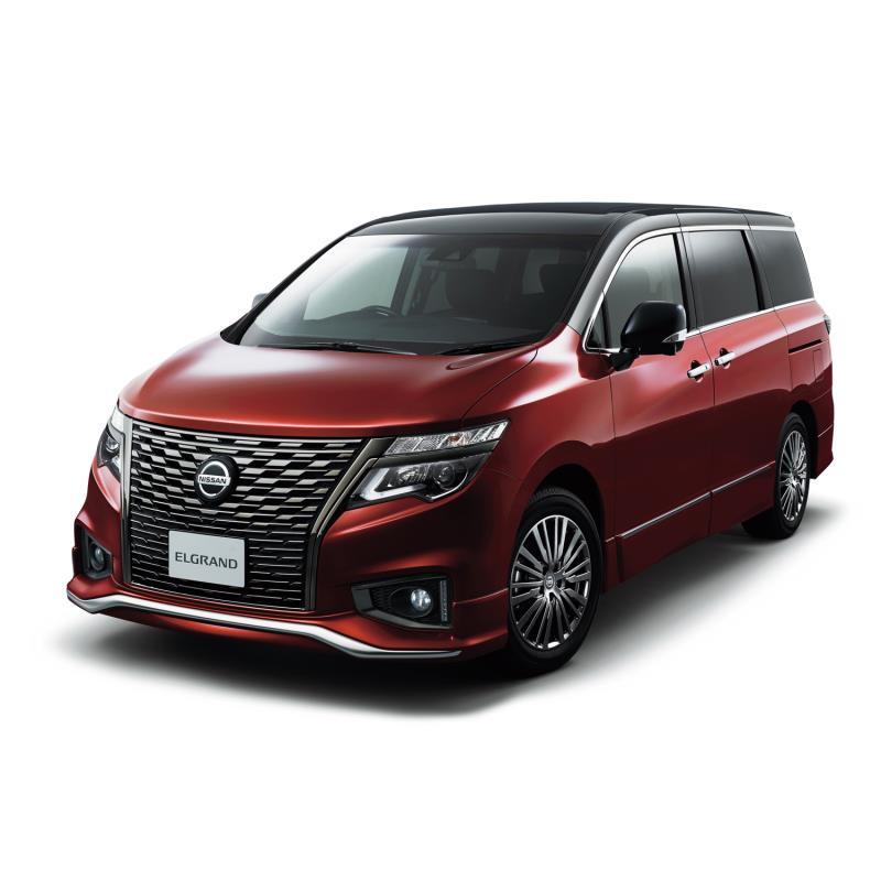 日産自動車は2020年10月12日、「エルグランド」にマイナーチェンジを実施し、同日、販売を開始した。  エ...