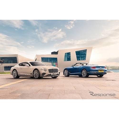 ベントレーモーターズジャパンは、9月に発表した新型『コンチネンタルGTマリナー』の日本国内における販売...