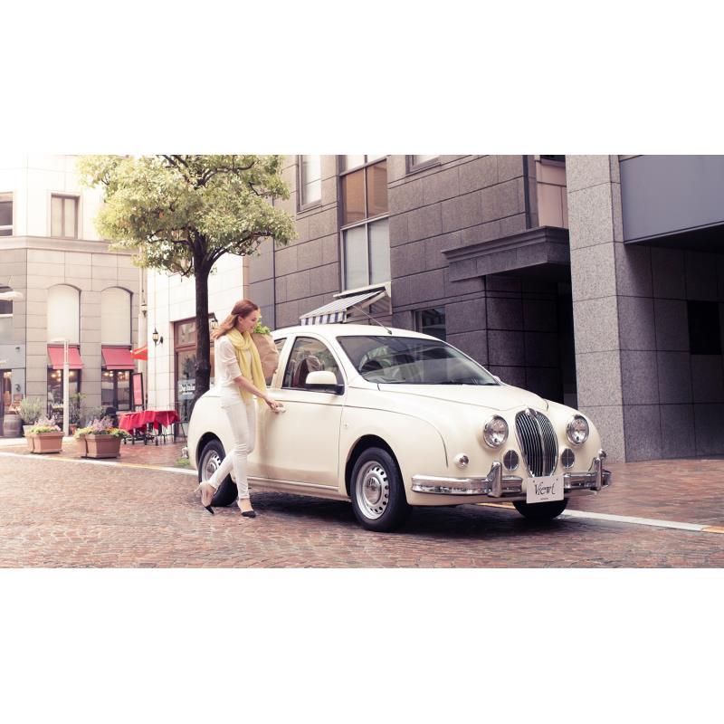 光岡自動車は2020年10月22日、コンパクトカー「ビュート」および「ビュートなでしこ」のマイナーチェンジモ...