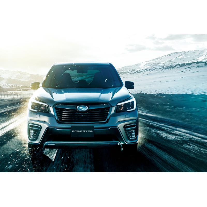 スバルは2020年10月22日、ミドルクラスSUV「フォレスター」の改良モデルを発表。同日、販売を開始した。 ...
