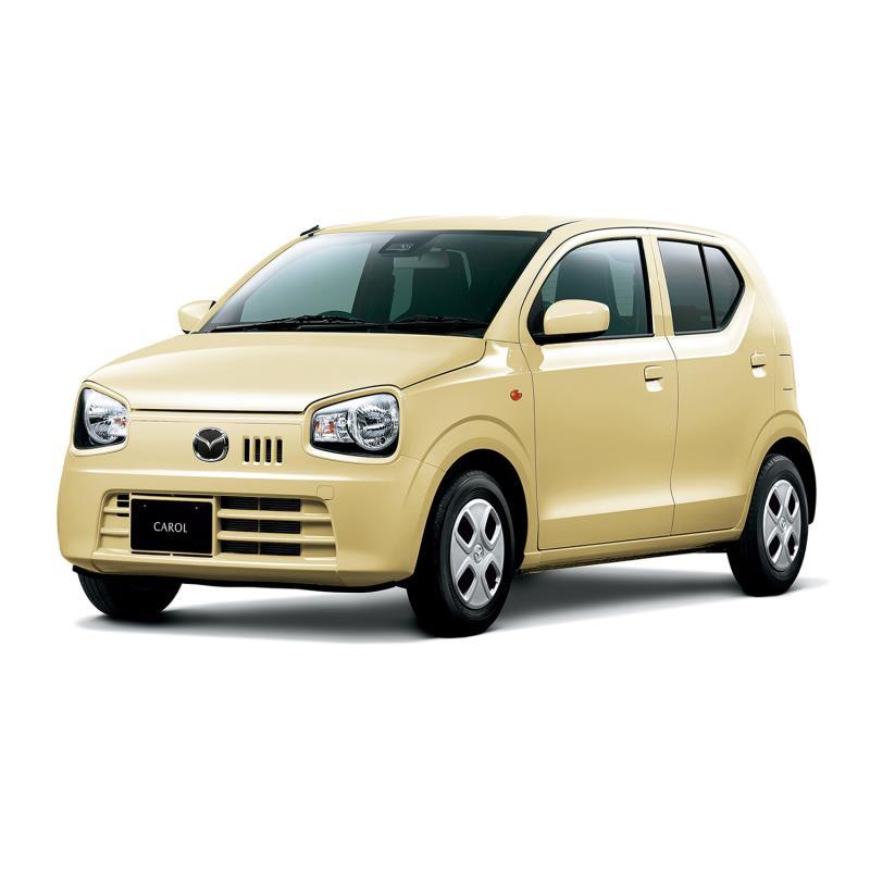 マツダは2020年10月22日、軽乗用車「キャロル」の一部仕様を変更し、同日に販売を開始した。  キャロルは...