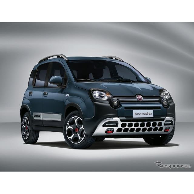 フィアットは10月20日、『パンダ』(Fiat Panda)シリーズの改良新型を欧州市場で発表した。  改良新型の...