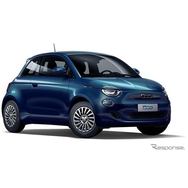 フィアットは10月22日、新型『500』(Fiat 500)の基本となる3仕様のうちのひとつ、「アクション」をデジタ...