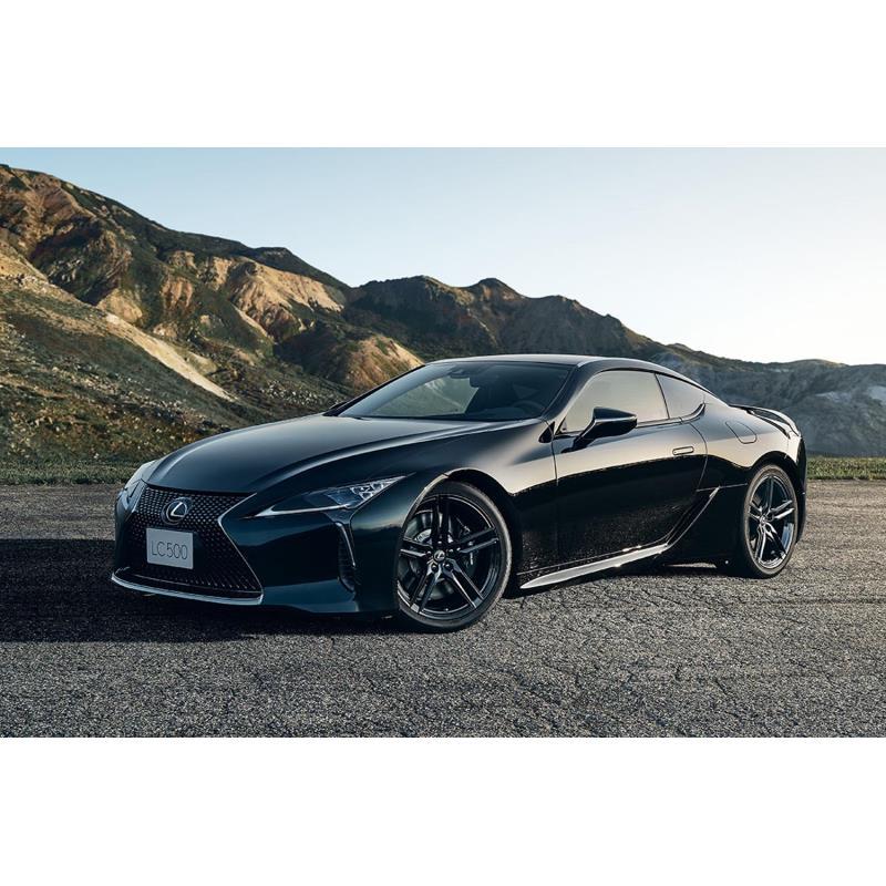 """トヨタ自動車は2020年10月28日、レクサスのフラッグシップクーペ「LC」に、台数70台の限定車""""AVIATION(ア..."""