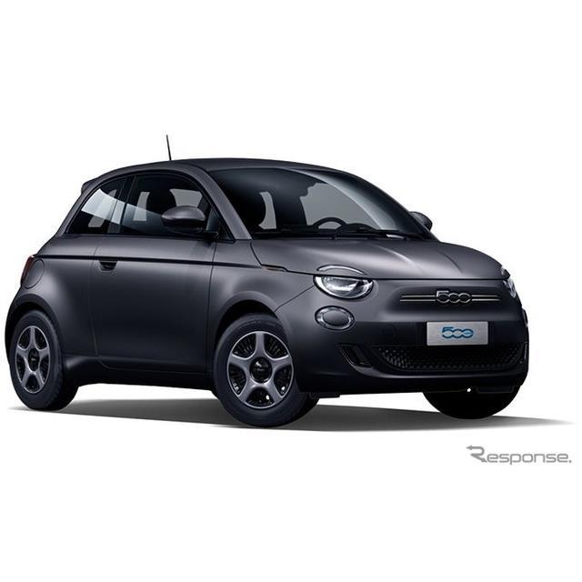 フィアットは10月22日、新型『500』(Fiat 500)の基本となる3仕様のうちのひとつ、「パッション」をデジタ...