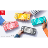 「Nintendo Switch Lite」