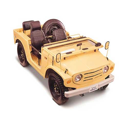 スズキは2020年11月6日、同社の本格的な軽四輪駆動車である初代「ジムニー」が特定非営利活動法人日本自動...