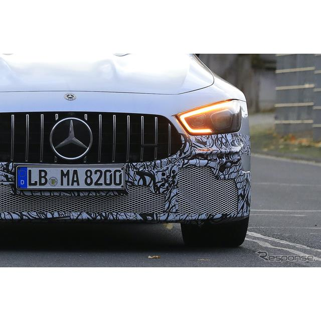 メルセデスベンツのハイパフォーマンス・4ドアクーペ『AMG GT 4ドアクーペ』のハイエンドモデル、『AMG GT ...