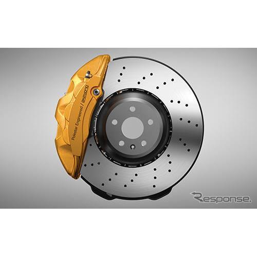曙ブレーキ工業は、ボルボカーズが11月6日に発売した高性能SUV『XC60 T8ポールスターエンジニアード』に、...