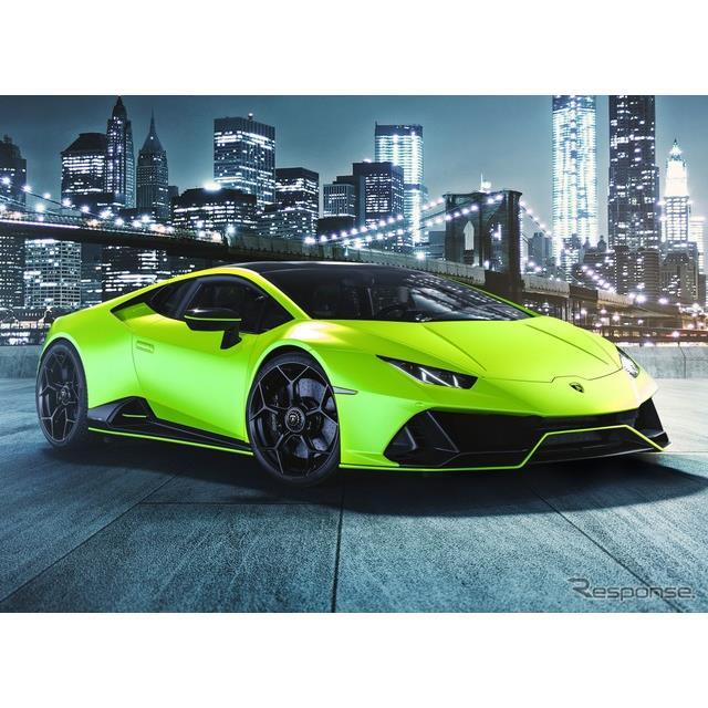ランボルギーニ(Lamborghini)は11月17日、11月18日(日本時間同日16時)にデジタルワールドプレミアする...