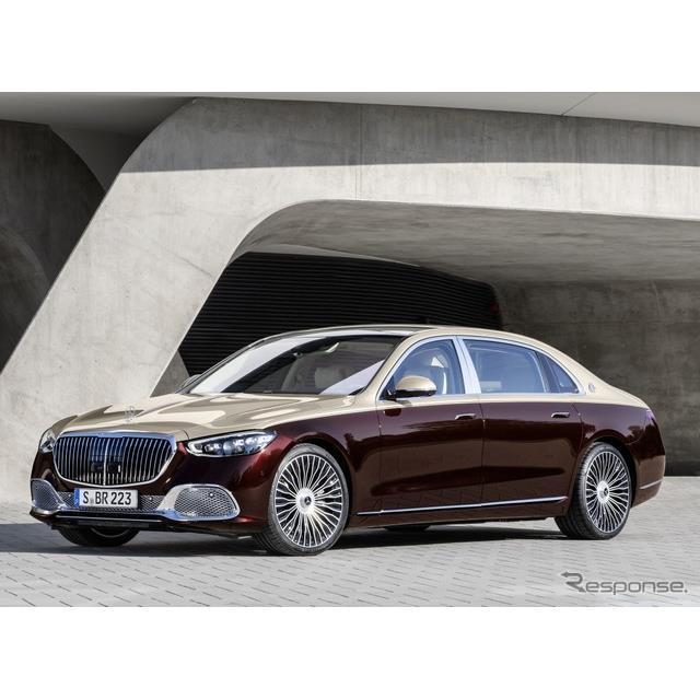 メルセデスベンツは11月18日、新型メルセデス マイバッハ『Sクラス』(Mercedes-Maybach S-Class)をデジタ...