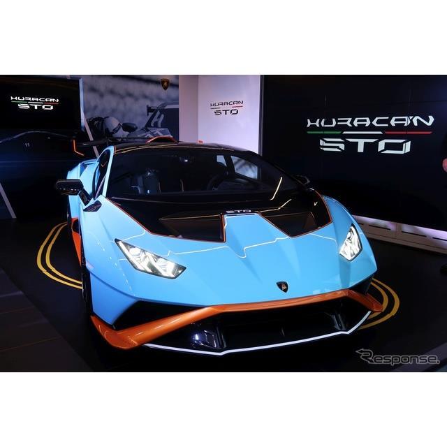 ランボルギーニといえばイタリアのスーパーカーメーカーだが、実は日本は、販売台数で世界トップ3の座を争...