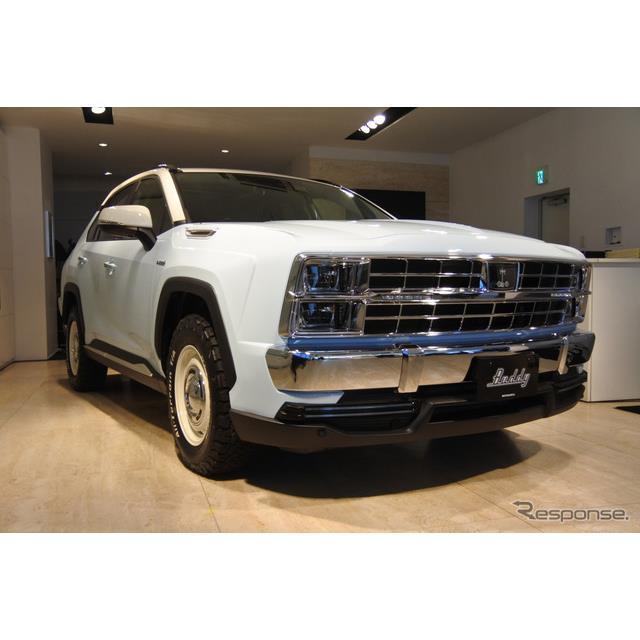 光岡自動車は初のSUVモデル『バディ』の先行予約を11月26日から開始すると発表した。1980年代頃のアメリカ...
