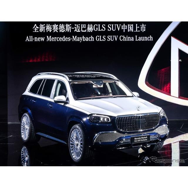 メルセデスベンツは11月20日、中国で開幕した広州モーターショー2020において、メルセデスマイバッハ(Merc...