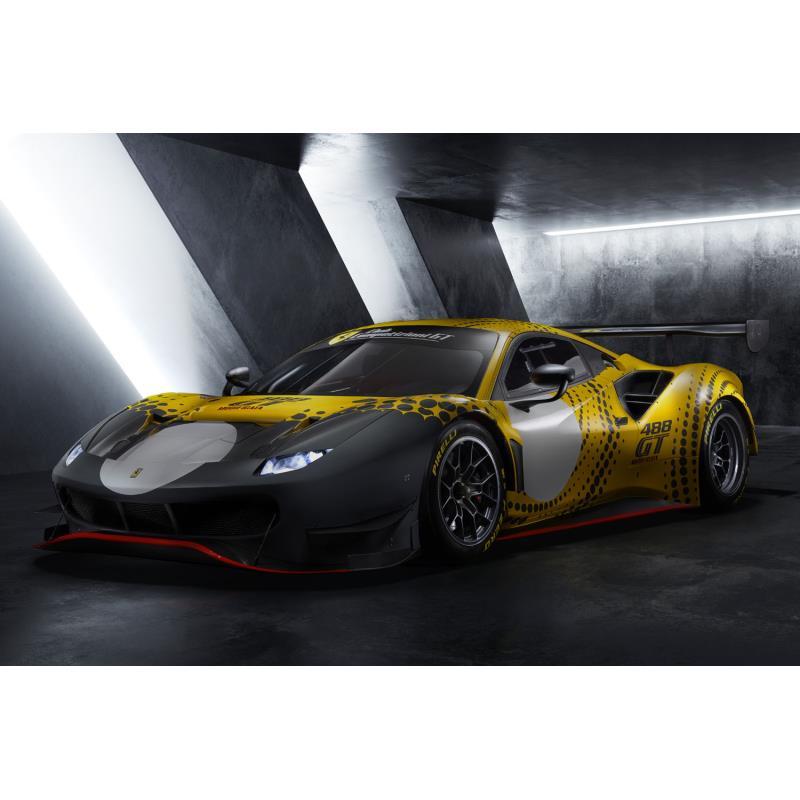 伊フェラーリは2020年11月25日(現地時間)、新型車「488GT Modificata(モディフィカータ)」を発表した。...