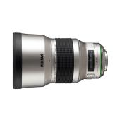 「HD PENTAX-D FA★85mmF1.4ED SDM AW Silver Edition」