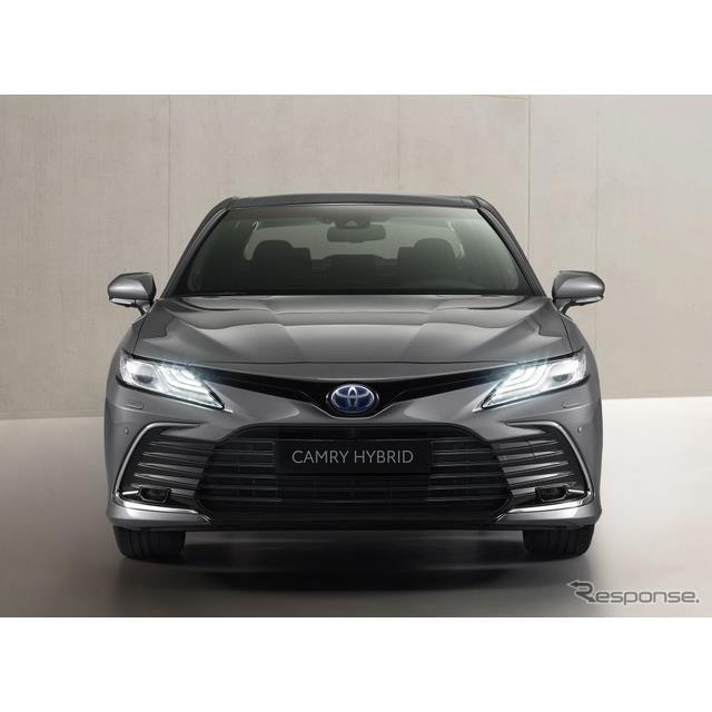 トヨタ自動車の欧州部門のトヨタモーターヨーロッパは11月23日、改良新型『カムリ・ハイブリッド』(Toyota...